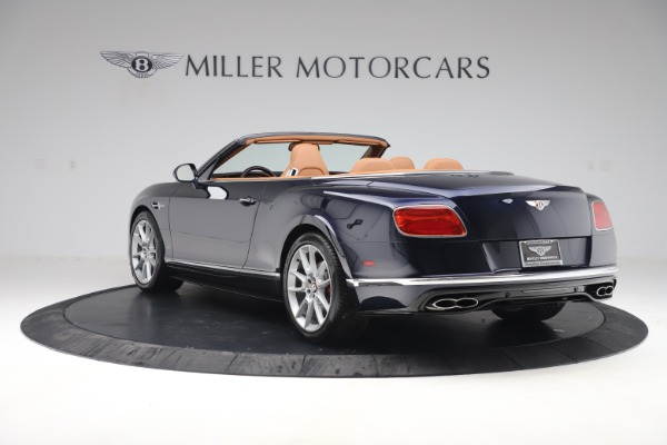 Used 2016 Bentley Continental GTC V8 S for sale Sold at Pagani of Greenwich in Greenwich CT 06830 5