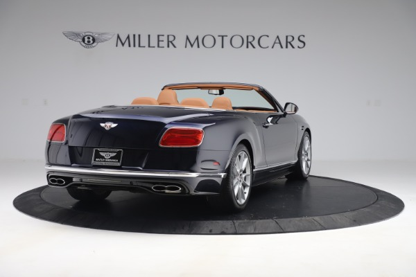 Used 2016 Bentley Continental GTC V8 S for sale Sold at Pagani of Greenwich in Greenwich CT 06830 7
