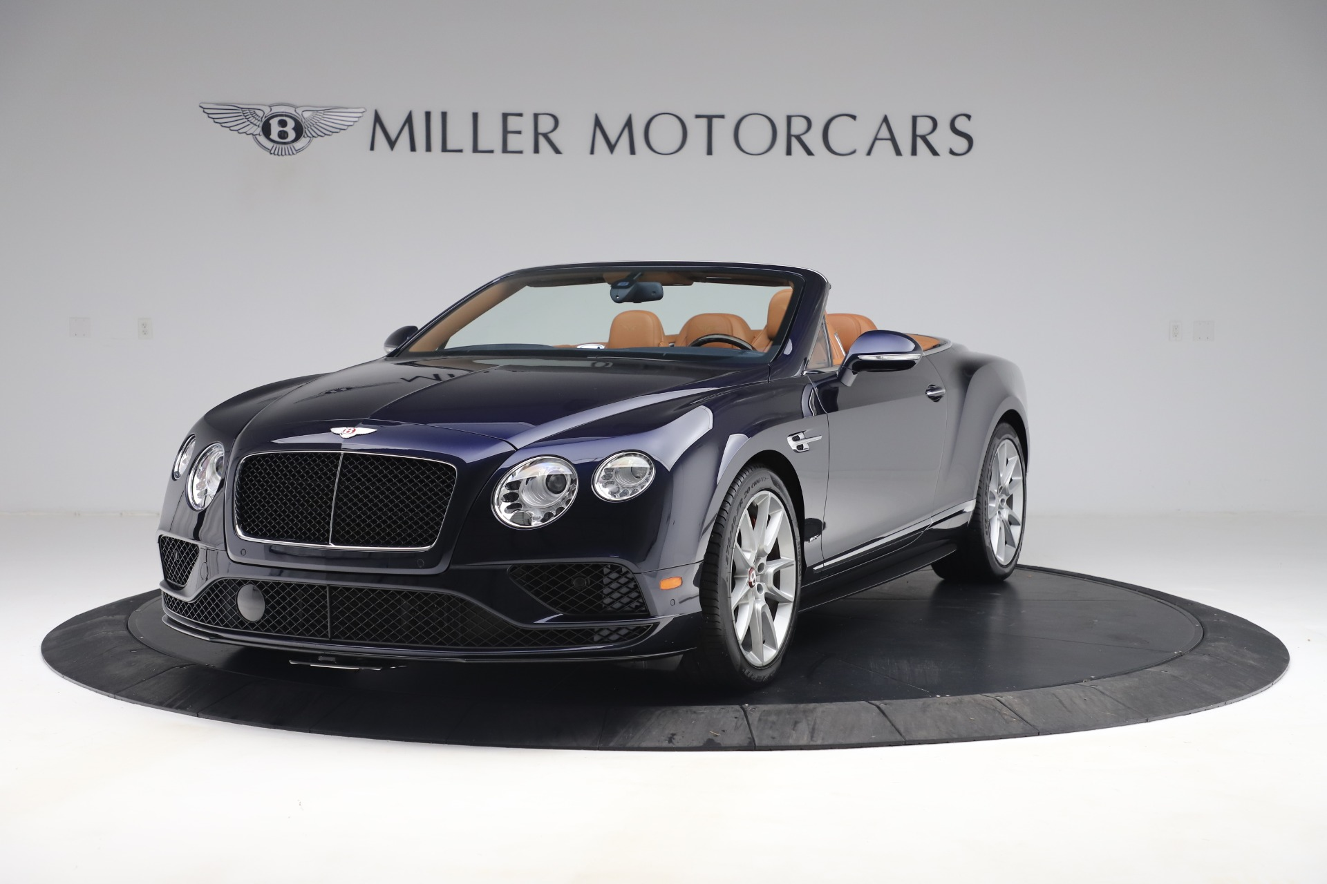 Used 2016 Bentley Continental GTC V8 S for sale Sold at Pagani of Greenwich in Greenwich CT 06830 1