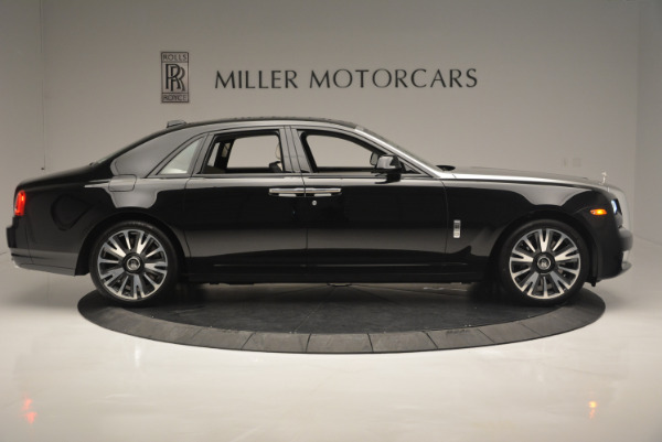New 2019 Rolls-Royce Ghost for sale Sold at Pagani of Greenwich in Greenwich CT 06830 7