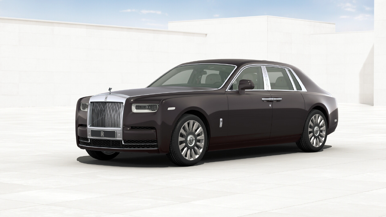 New 2018 Rolls-Royce Phantom for sale Sold at Pagani of Greenwich in Greenwich CT 06830 1