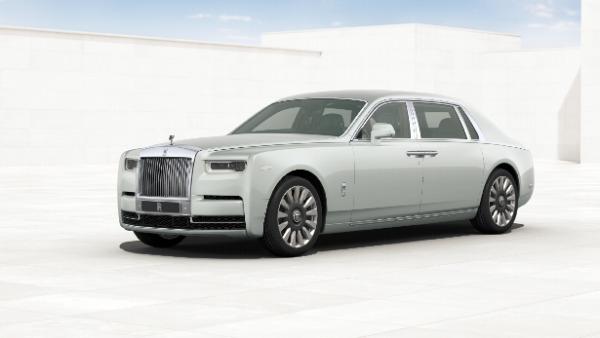 New 2018 Rolls-Royce Phantom EWB for sale Sold at Pagani of Greenwich in Greenwich CT 06830 1