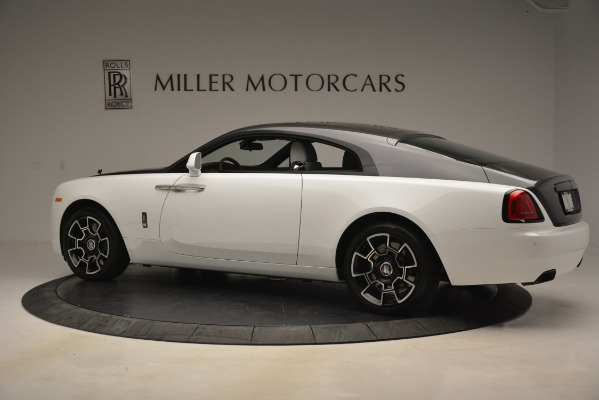 Used 2018 Rolls-Royce Wraith Black Badge Nebula Collection for sale Sold at Pagani of Greenwich in Greenwich CT 06830 4