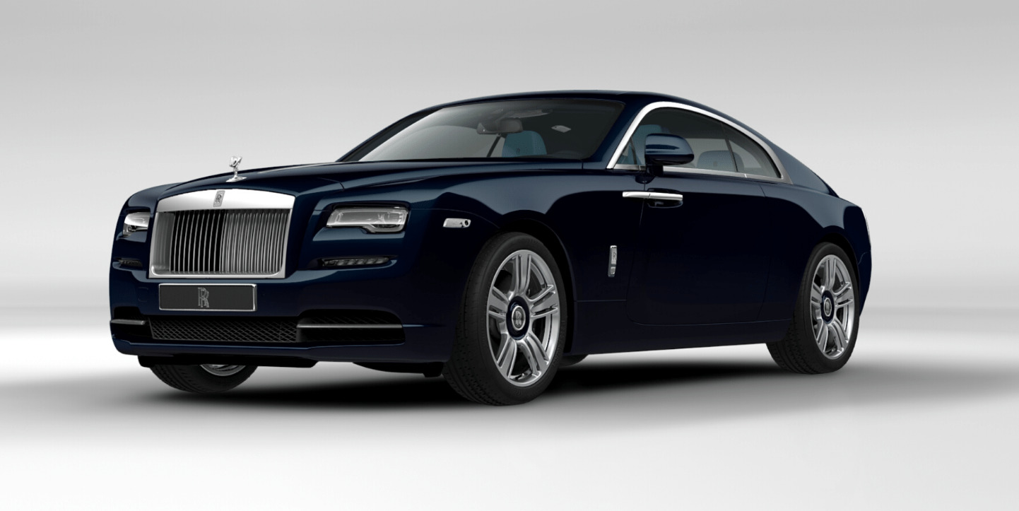 New 2018 Rolls-Royce Wraith for sale Sold at Pagani of Greenwich in Greenwich CT 06830 1