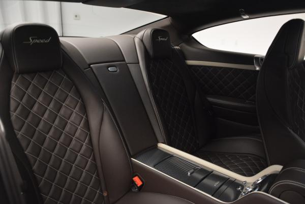 Used 2016 Bentley Continental GT Speed for sale Sold at Pagani of Greenwich in Greenwich CT 06830 19