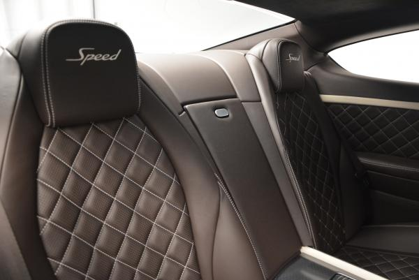 Used 2016 Bentley Continental GT Speed for sale Sold at Pagani of Greenwich in Greenwich CT 06830 20