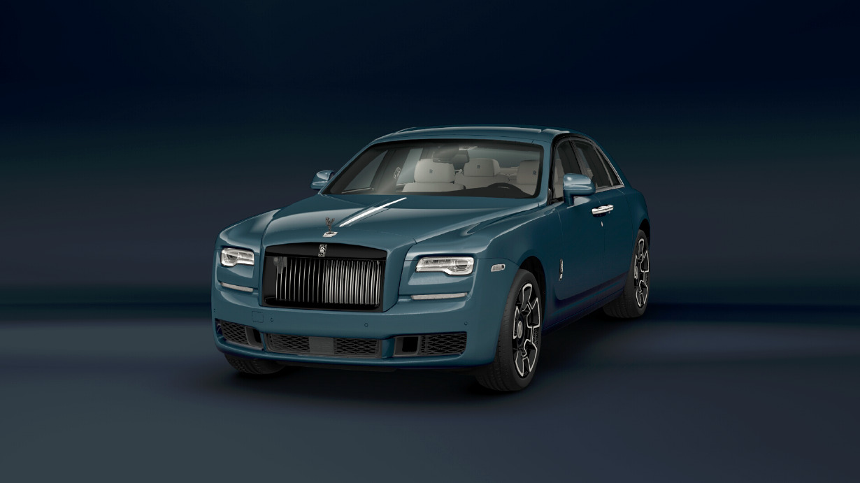 New 2018 Rolls-Royce Ghost for sale Sold at Pagani of Greenwich in Greenwich CT 06830 1