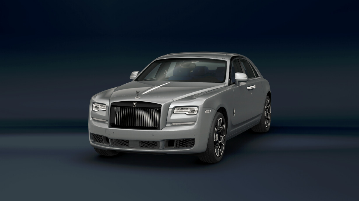 New 2018 Rolls-Royce Ghost Black Badge for sale Sold at Pagani of Greenwich in Greenwich CT 06830 1