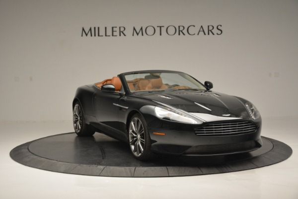 Used 2012 Aston Martin Virage Volante for sale Sold at Pagani of Greenwich in Greenwich CT 06830 11