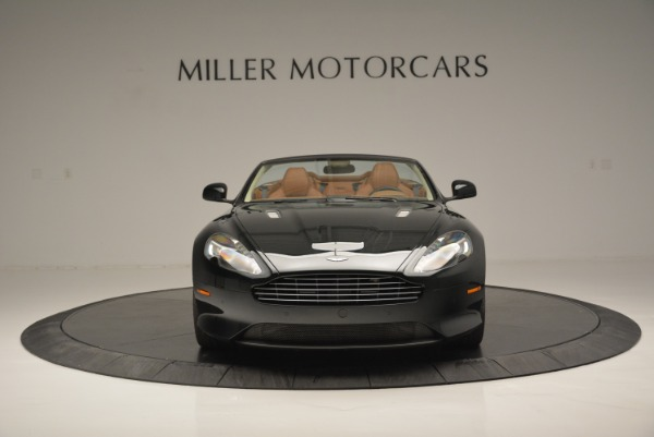 Used 2012 Aston Martin Virage Volante for sale Sold at Pagani of Greenwich in Greenwich CT 06830 12