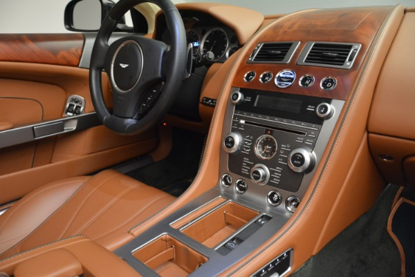 Used 2012 Aston Martin Virage Volante for sale Sold at Pagani of Greenwich in Greenwich CT 06830 24