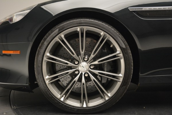 Used 2012 Aston Martin Virage Volante for sale Sold at Pagani of Greenwich in Greenwich CT 06830 26