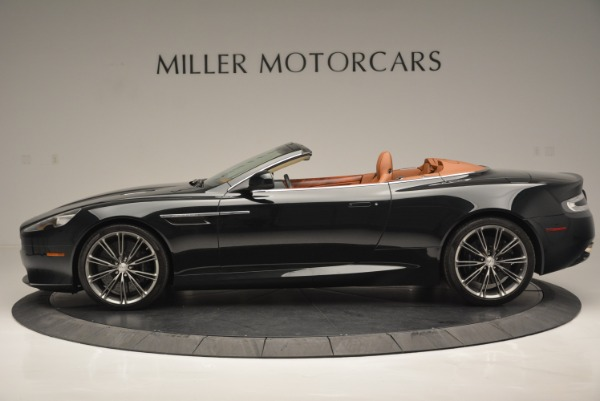 Used 2012 Aston Martin Virage Volante for sale Sold at Pagani of Greenwich in Greenwich CT 06830 3