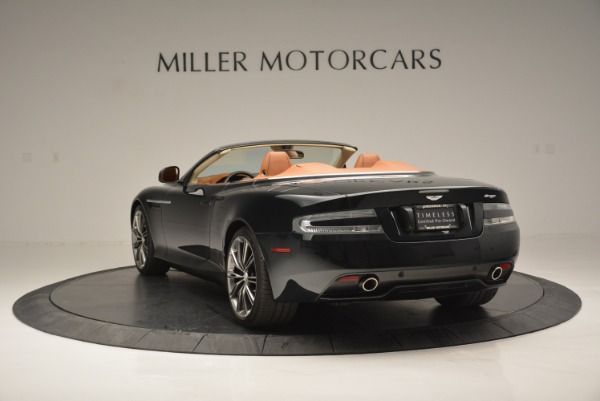 Used 2012 Aston Martin Virage Volante for sale Sold at Pagani of Greenwich in Greenwich CT 06830 5