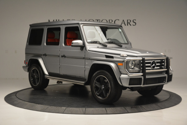 Used 2016 Mercedes-Benz G-Class G 550 for sale Sold at Pagani of Greenwich in Greenwich CT 06830 10