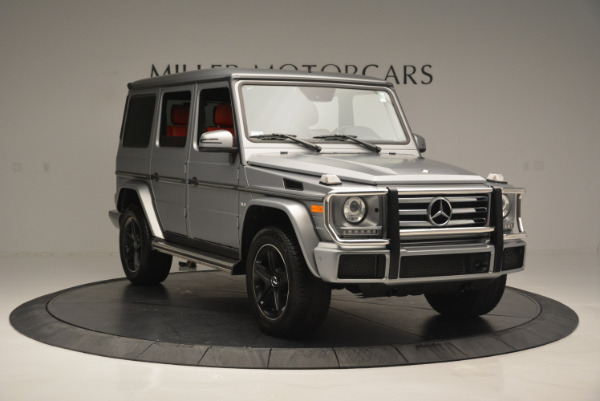 Used 2016 Mercedes-Benz G-Class G 550 for sale Sold at Pagani of Greenwich in Greenwich CT 06830 11