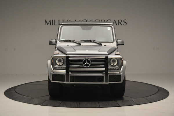 Used 2016 Mercedes-Benz G-Class G 550 for sale Sold at Pagani of Greenwich in Greenwich CT 06830 12