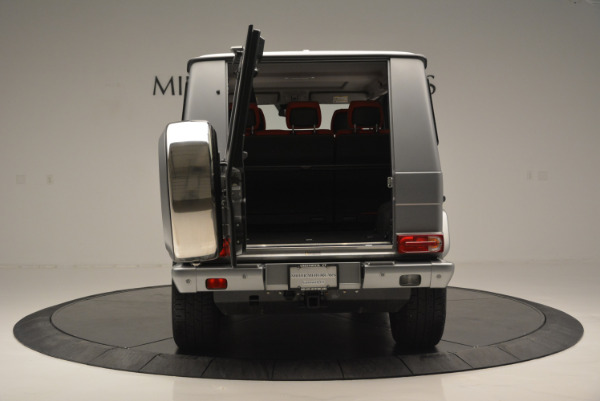 Used 2016 Mercedes-Benz G-Class G 550 for sale Sold at Pagani of Greenwich in Greenwich CT 06830 13