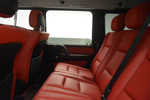 Used 2016 Mercedes-Benz G-Class G 550 for sale Sold at Pagani of Greenwich in Greenwich CT 06830 24