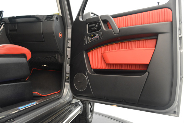 Used 2016 Mercedes-Benz G-Class G 550 for sale Sold at Pagani of Greenwich in Greenwich CT 06830 25