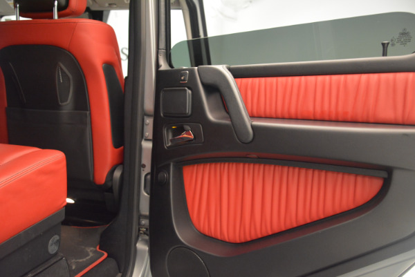Used 2016 Mercedes-Benz G-Class G 550 for sale Sold at Pagani of Greenwich in Greenwich CT 06830 28