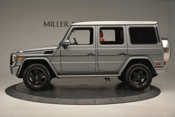 Used 2016 Mercedes-Benz G-Class G 550 for sale Sold at Pagani of Greenwich in Greenwich CT 06830 3