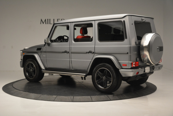 Used 2016 Mercedes-Benz G-Class G 550 for sale Sold at Pagani of Greenwich in Greenwich CT 06830 4