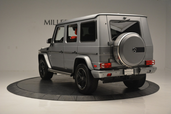 Used 2016 Mercedes-Benz G-Class G 550 for sale Sold at Pagani of Greenwich in Greenwich CT 06830 5