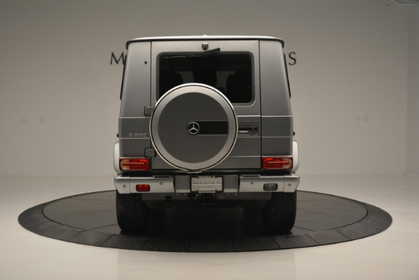 Used 2016 Mercedes-Benz G-Class G 550 for sale Sold at Pagani of Greenwich in Greenwich CT 06830 6