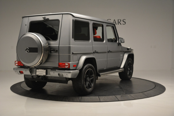 Used 2016 Mercedes-Benz G-Class G 550 for sale Sold at Pagani of Greenwich in Greenwich CT 06830 7