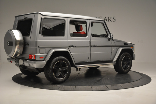 Used 2016 Mercedes-Benz G-Class G 550 for sale Sold at Pagani of Greenwich in Greenwich CT 06830 8