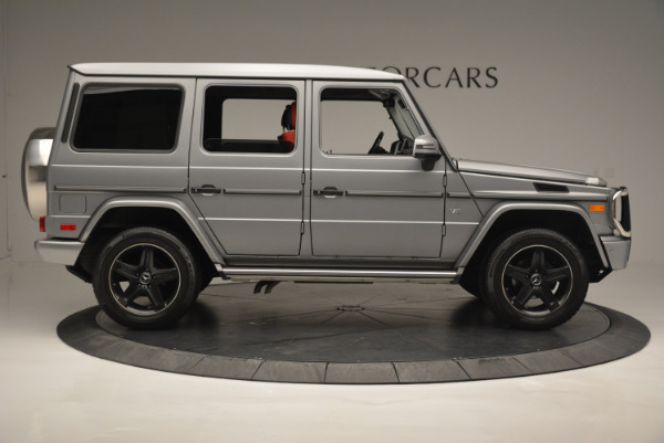Used 2016 Mercedes-Benz G-Class G 550 for sale Sold at Pagani of Greenwich in Greenwich CT 06830 9