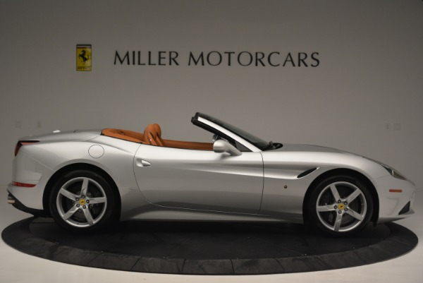 Used 2015 Ferrari California T for sale Sold at Pagani of Greenwich in Greenwich CT 06830 9