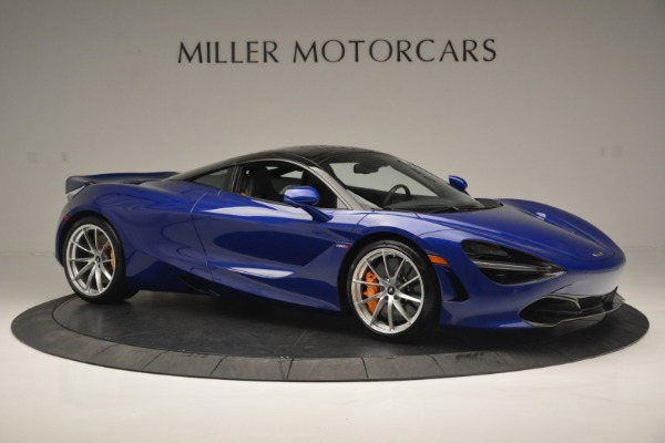 Used 2019 McLaren 720S Coupe for sale Sold at Pagani of Greenwich in Greenwich CT 06830 10