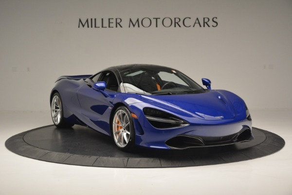 Used 2019 McLaren 720S Coupe for sale Sold at Pagani of Greenwich in Greenwich CT 06830 11