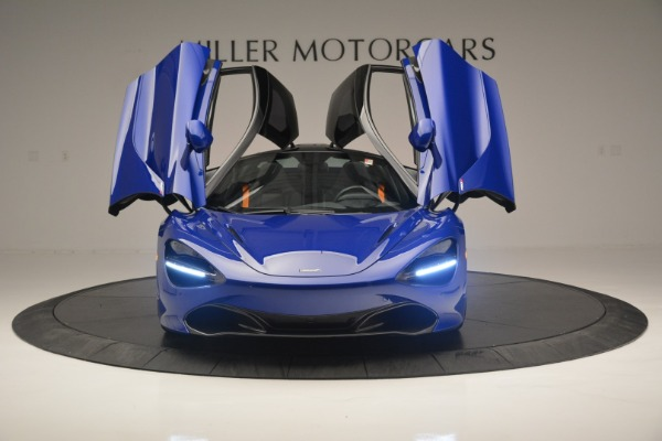 Used 2019 McLaren 720S Coupe for sale Sold at Pagani of Greenwich in Greenwich CT 06830 13