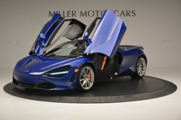 Used 2019 McLaren 720S Coupe for sale Sold at Pagani of Greenwich in Greenwich CT 06830 14