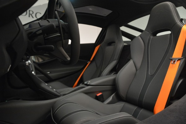 Used 2019 McLaren 720S Coupe for sale Sold at Pagani of Greenwich in Greenwich CT 06830 18