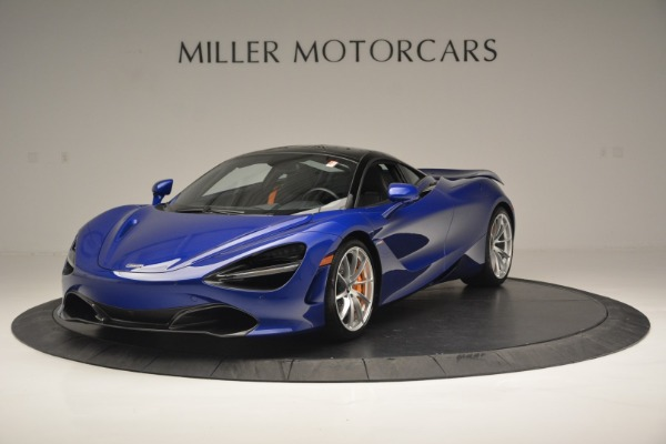 Used 2019 McLaren 720S Coupe for sale Sold at Pagani of Greenwich in Greenwich CT 06830 2