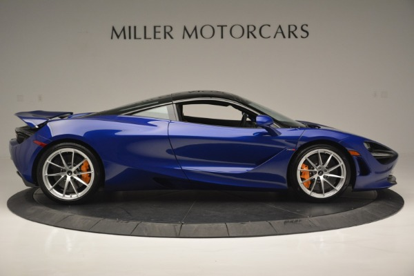 Used 2019 McLaren 720S Coupe for sale Sold at Pagani of Greenwich in Greenwich CT 06830 9