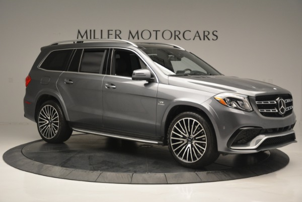 Used 2017 Mercedes-Benz GLS AMG GLS 63 for sale Sold at Pagani of Greenwich in Greenwich CT 06830 12