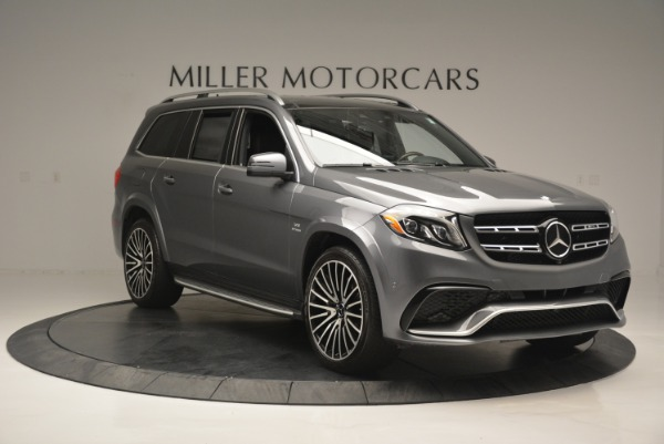 Used 2017 Mercedes-Benz GLS AMG GLS 63 for sale Sold at Pagani of Greenwich in Greenwich CT 06830 13