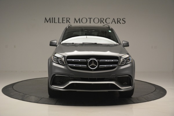 Used 2017 Mercedes-Benz GLS AMG GLS 63 for sale Sold at Pagani of Greenwich in Greenwich CT 06830 6