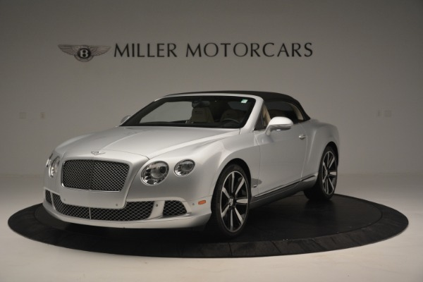 Used 2013 Bentley Continental GT W12 Le Mans Edition for sale Sold at Pagani of Greenwich in Greenwich CT 06830 10