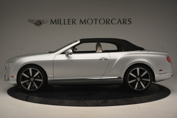 Used 2013 Bentley Continental GT W12 Le Mans Edition for sale Sold at Pagani of Greenwich in Greenwich CT 06830 11