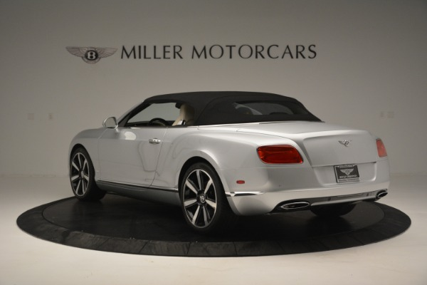 Used 2013 Bentley Continental GT W12 Le Mans Edition for sale Sold at Pagani of Greenwich in Greenwich CT 06830 12