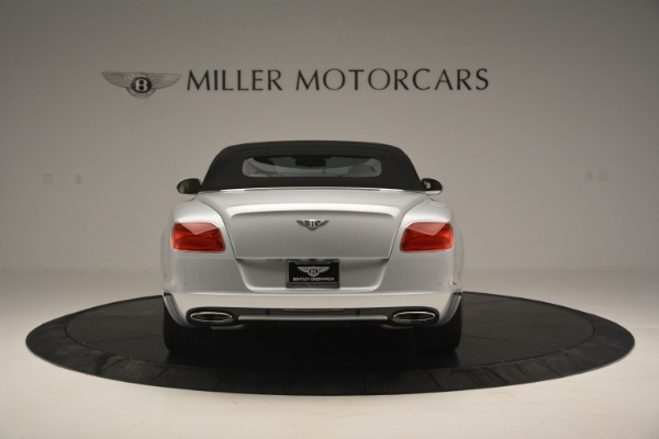 Used 2013 Bentley Continental GT W12 Le Mans Edition for sale Sold at Pagani of Greenwich in Greenwich CT 06830 13