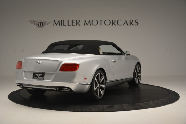 Used 2013 Bentley Continental GT W12 Le Mans Edition for sale Sold at Pagani of Greenwich in Greenwich CT 06830 14