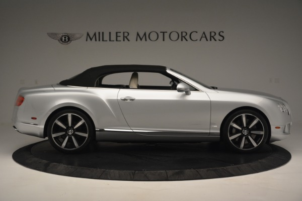 Used 2013 Bentley Continental GT W12 Le Mans Edition for sale Sold at Pagani of Greenwich in Greenwich CT 06830 15