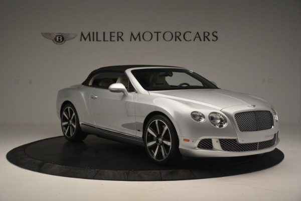 Used 2013 Bentley Continental GT W12 Le Mans Edition for sale Sold at Pagani of Greenwich in Greenwich CT 06830 16